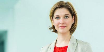 Lena-Sophie Müller bei der EduCouch